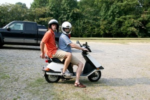 July 2015 Moped & Motor Scooter Registration Law